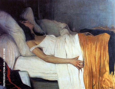 Morfina By Santiago Rusinol
