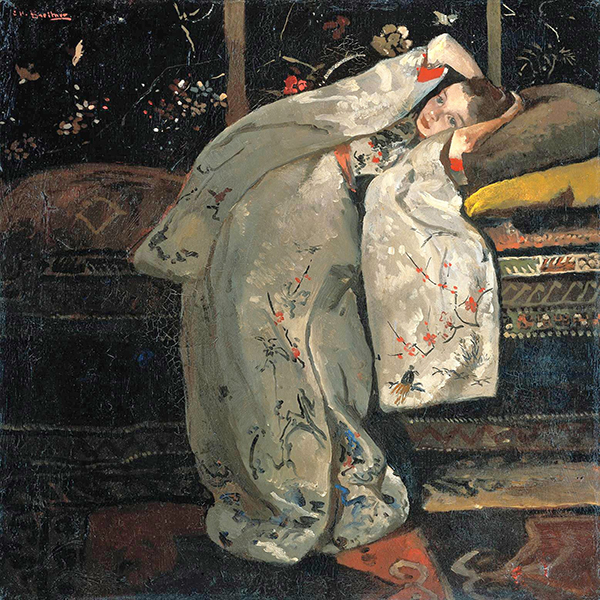 Oil Painting Reproductions of George Hendrik Breitner