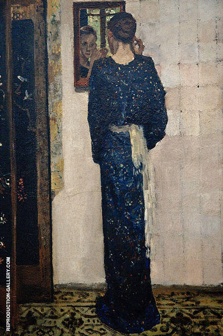 The Earring By George Hendrik Breitner