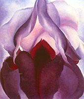 Flower of Life II By Georgia O'Keeffe