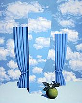 Le Beau Monde By Rene Magritte