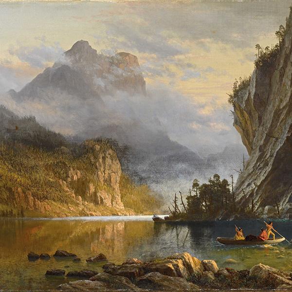 Oil Painting Reproductions of Albert Bierstadt