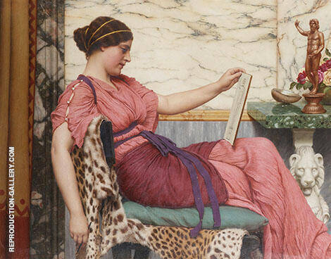 An Amateur 1915 By John William Godward