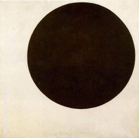 Black Circle 1913 By Kazimir Malevich