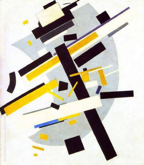 Supremus 58 By Kazimir Malevich
