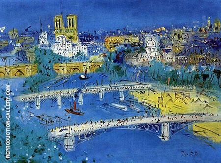 Le Ont By Raoul Dufy