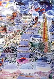 Paris View By Raoul Dufy