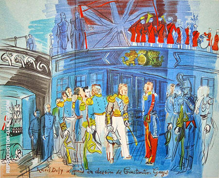 Prince de Joinville By Raoul Dufy