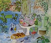 Still Life 1928 By Raoul Dufy