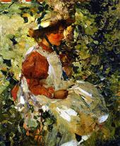 Alice By Edward Arthur Walton