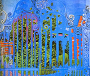 The Grid By Raoul Dufy