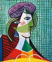 Tete de Femme 1935 By Pablo Picasso