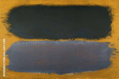 Grays over Yellow By Mark Rothko (Inspired By)