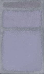 Lilac and Gray By Mark Rothko (Inspired By)