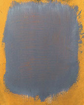 Grey over Ochre By Mark Rothko (Inspired By)