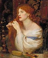 Aurelia By Dante Gabriel Rossetti