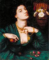 Monna Pomona 1864 By Dante Gabriel Rossetti