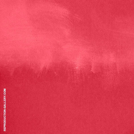 Red Square 45 By Mark Rothko (Inspired By)