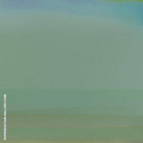 Colors of the Sea By Mark Rothko (Inspired By)