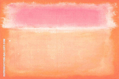 White Lines By Mark Rothko (Inspired By)