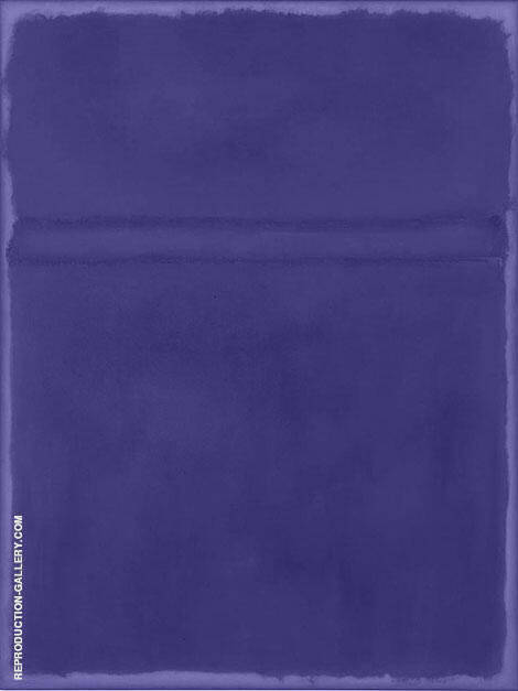 Purple Haze By Mark Rothko (Inspired By)