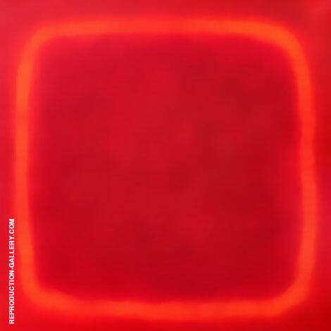 Fire No 9B By Mark Rothko (Inspired By)