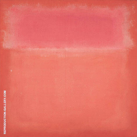 Untitled 9A By Mark Rothko (Inspired By)