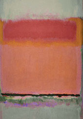 Untitled 718 By Mark Rothko (Inspired By)