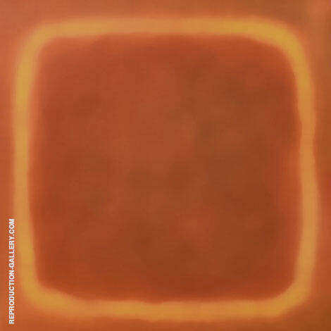 Caramel By Mark Rothko (Inspired By)