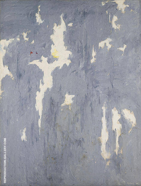 PH-151 Painting By Clyfford Still - Reproduction Gallery