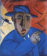 Portrait of The Artist By Vladimir Tatlin