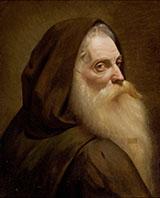 Capuchin Monk 1874 By Jose Ferraz de Almeida Junior