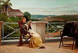 Reading 1892 By Jose Ferraz de Almeida Junior