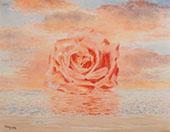 L'Invitation au Voyage By Rene Magritte
