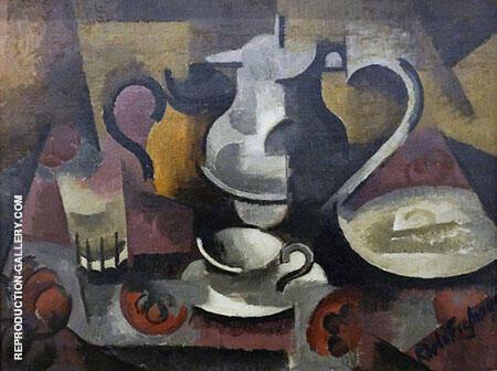 Still Life By Roger de La Fresnaye