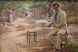 A Gentleman By Carle John Blenner