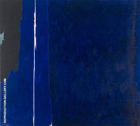 PH-223 Painting By Clyfford Still - Reproduction Gallery