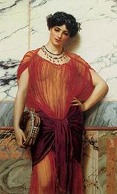 Drusilla 1906 By John William Godward