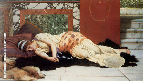 Endymion 1893 By John William Godward