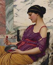 Megilla 1921 By John William Godward