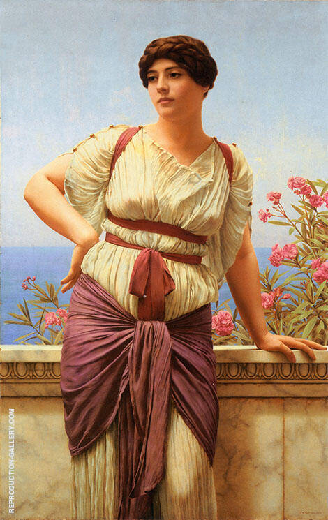 Matrona Superba By John William Godward