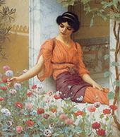 Summer Flowers 1903 By John William Godward