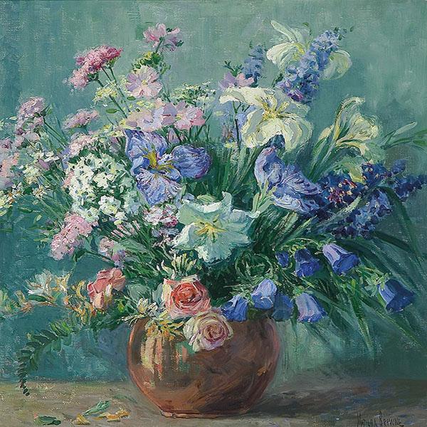 Oil Painting Reproductions of Matilda Browne