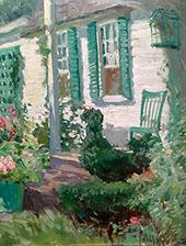 Clark Voorhee's House 1905 By Matilda Browne