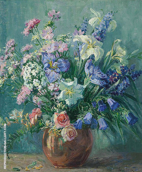 Floral Bouquet By Matilda Browne