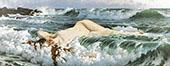 Venus By Adolf Hiremy-Hirschl