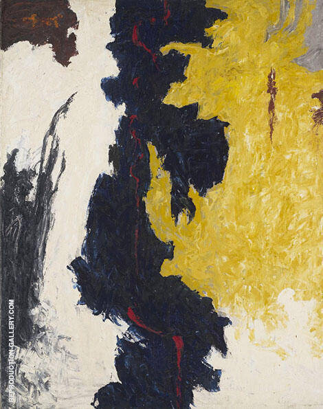 PH-196 1947 Painting By Clyfford Still - Reproduction Gallery