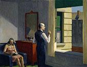 Hotel By A Railroad 1952 By Edward Hopper