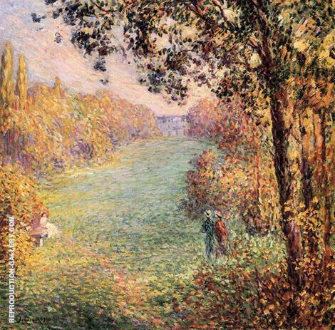 Autumn 1900 By Henri Lebasque