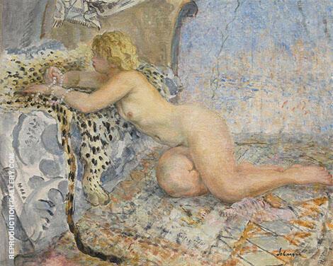 Marinette By Henri Lebasque